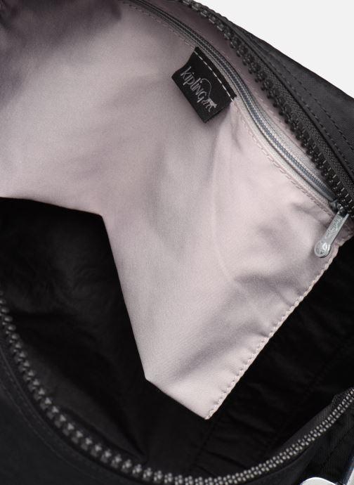Sporttassen kipling Onalo Zwart achterkant