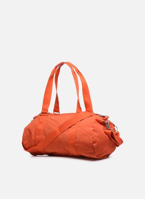 Sporttaschen Kipling Onalo orange ansicht von rechts
