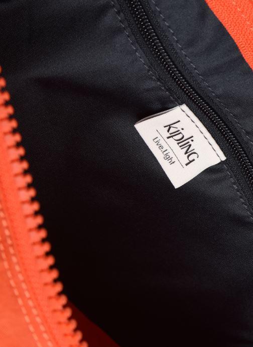 Sporttaschen Kipling Onalo orange ansicht von hinten