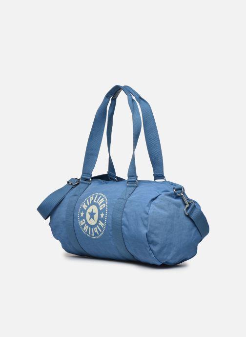 Bolsas de deporte Kipling Onalo Azul vista del modelo