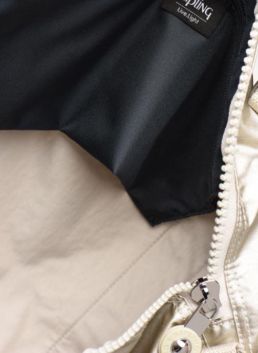 Sporttaschen Kipling Onalo silber ansicht von hinten