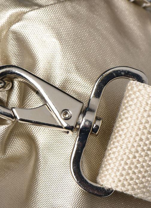 Sporttaschen Kipling Onalo silber ansicht von links
