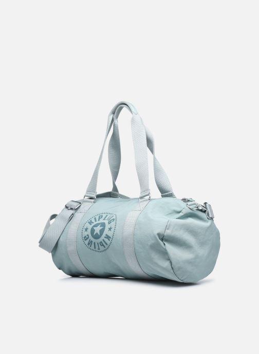 Sporttaschen Kipling Onalo blau schuhe getragen