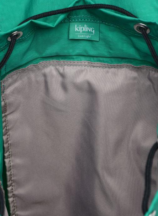 Rucksäcke Kipling Fondamental nc grün ansicht von hinten