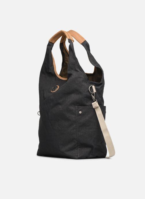 Handtaschen Kipling Urbana grau schuhe getragen