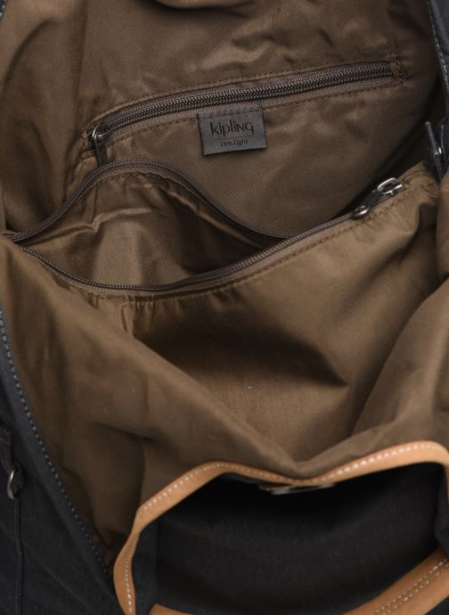 Handtassen kipling Urbana Grijs achterkant