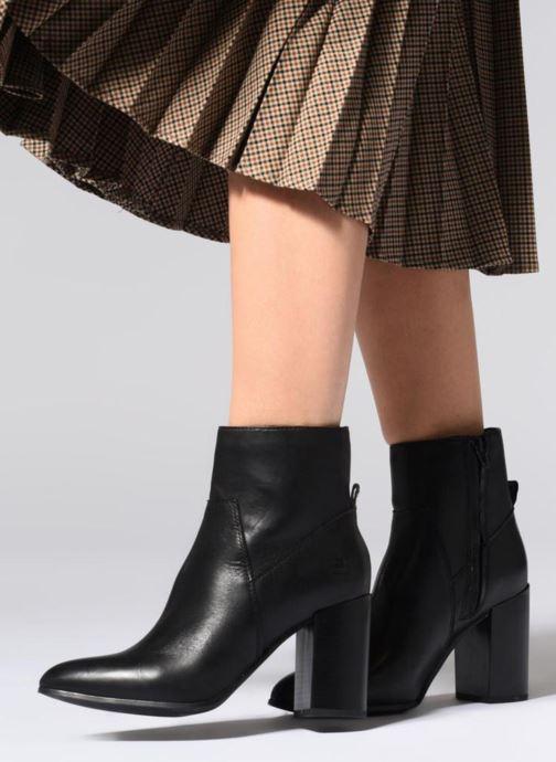 Bottines et boots Bullboxer 381500F6L Noir vue bas / vue portée sac