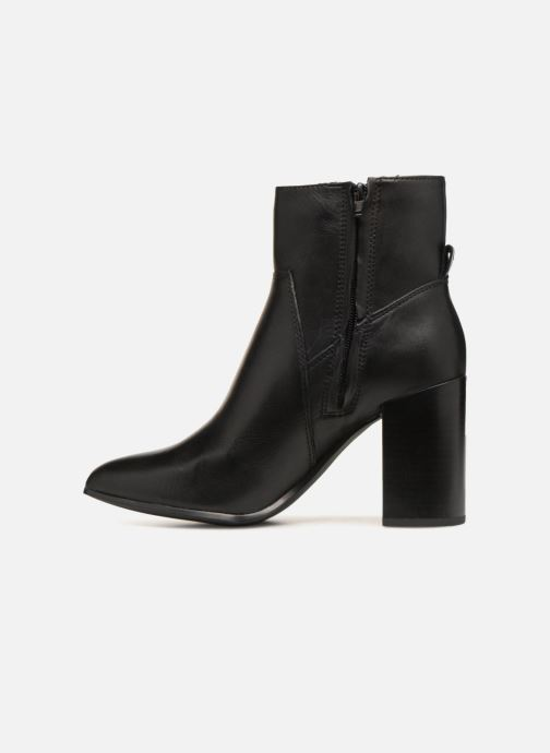 Bottines et boots Bullboxer 381500F6L Noir vue face