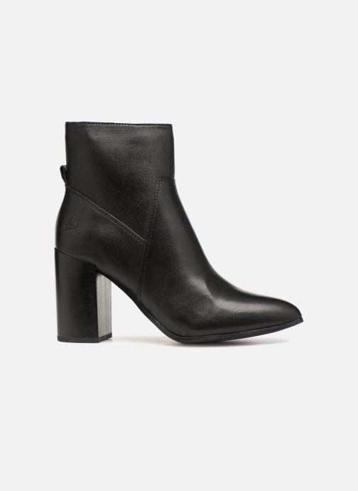 Boots en enkellaarsjes Bullboxer 381500F6L Zwart achterkant