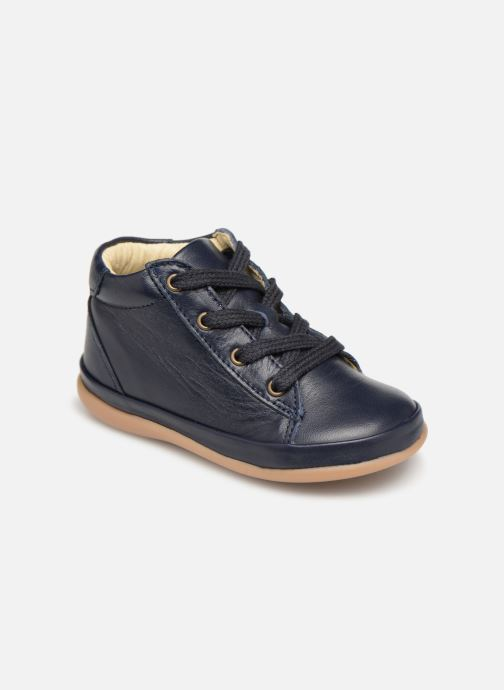 Bottines et boots Little Mary Gambarde Bleu vue détail/paire