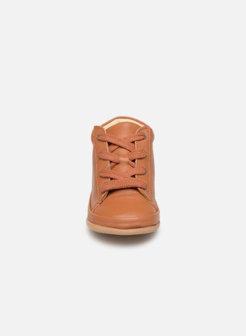 Boots en enkellaarsjes Little Mary Gambarde Bruin model