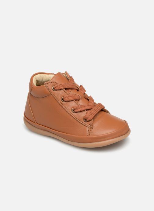 Bottines et boots Little Mary Gambarde Marron vue détail/paire