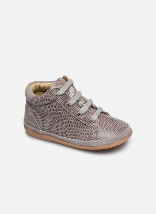 Bottines et boots Little Mary Gambarde Argent vue détail/paire