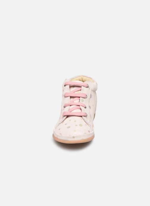 Bottines et boots Little Mary Gambarde Rose vue portées chaussures