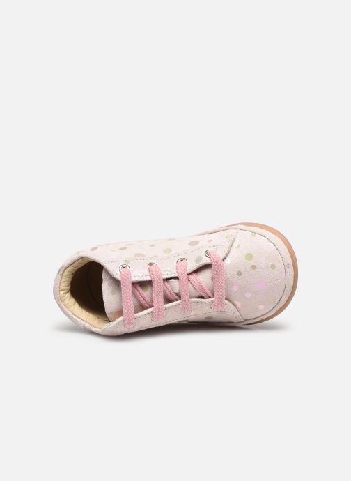 Boots en enkellaarsjes Little Mary Gambarde Roze links
