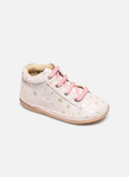 Boots en enkellaarsjes Little Mary Gambarde Roze detail