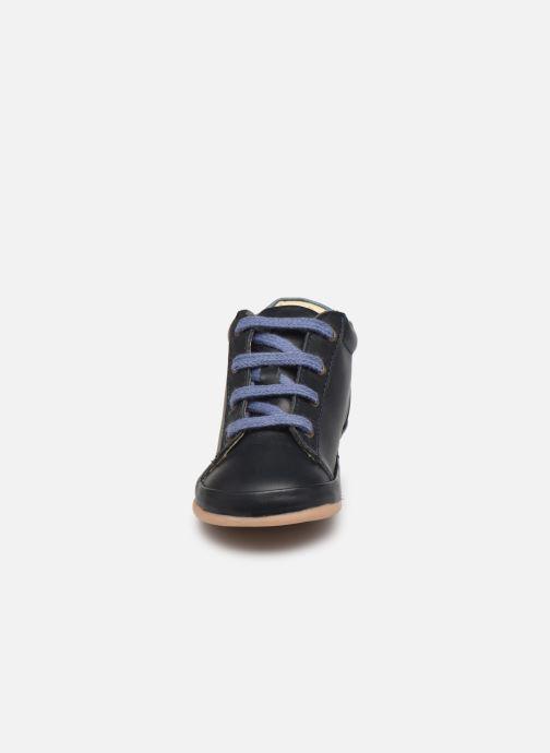 Bottines et boots Little Mary Gambarde Bleu vue portées chaussures
