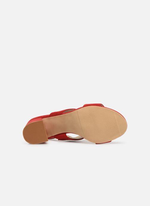 Sandalen Bianco 20-50137 Rood boven
