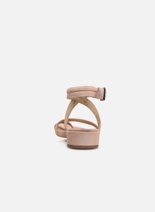 Sandals Bianco 20-50127 Pink view from the right
