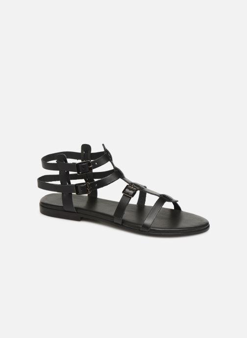 Sandales et nu-pieds Bianco 20-50149 Noir vue détail/paire