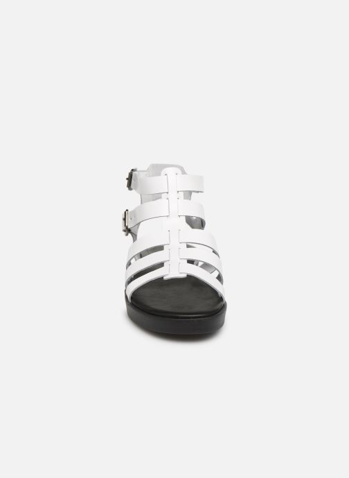 Sandalias Bianco 20-50147 Blanco vista del modelo