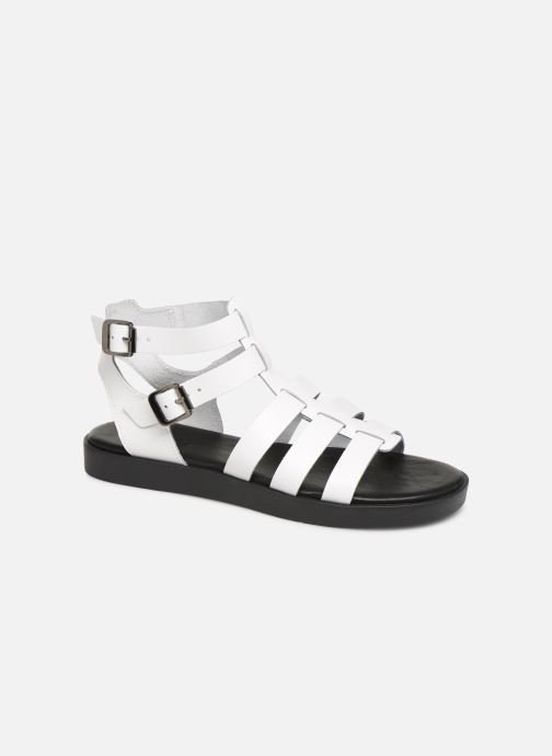 Sandals Bianco 20-50147 White detailed view/ Pair view
