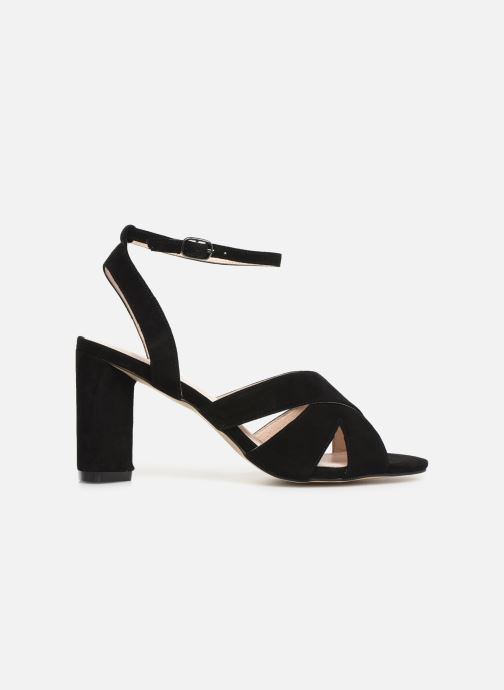 Sandalen Bianco 20-50129 schwarz ansicht von hinten