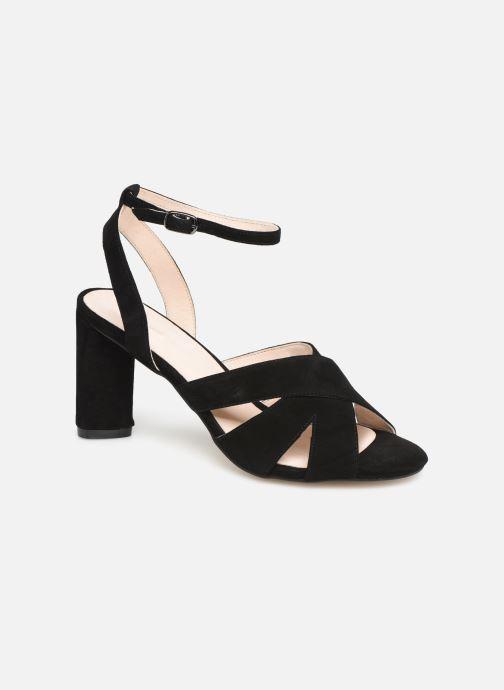 Sandalen Bianco 20-50129 schwarz detaillierte ansicht/modell