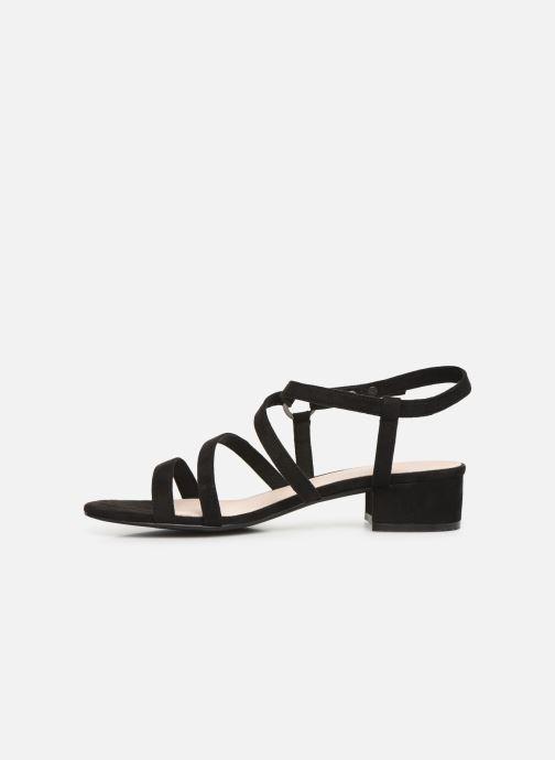 Sandalen Bianco 20-50134 Zwart voorkant