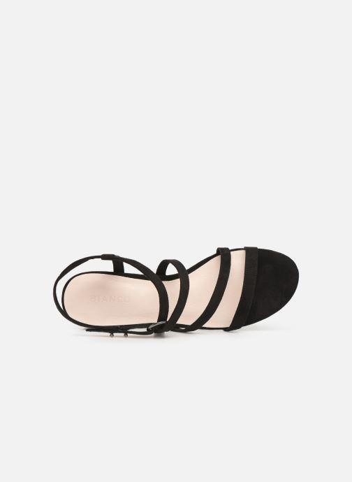 Bianco - (Nero) - Sandali e scarpe aperte chez Sarenza b9hsG