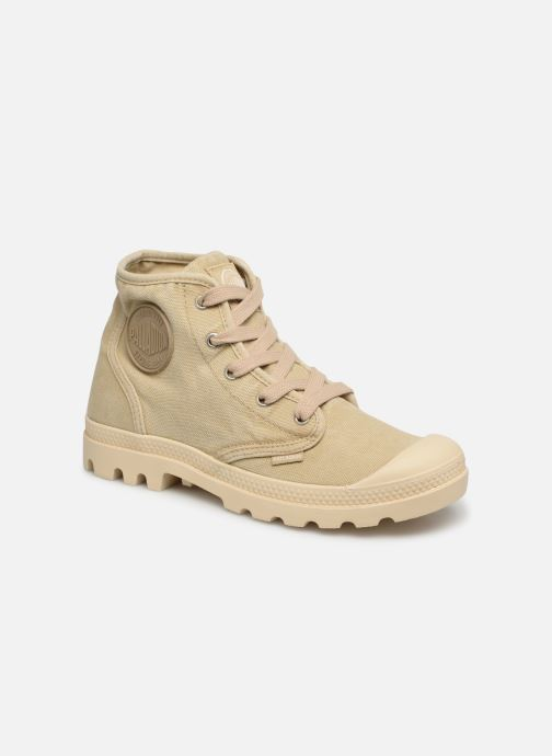 Sneakers Palladium Pampa Hi w Beige detail