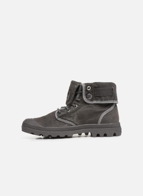 Sneakers Palladium Baggy At 2.0 Grijs voorkant