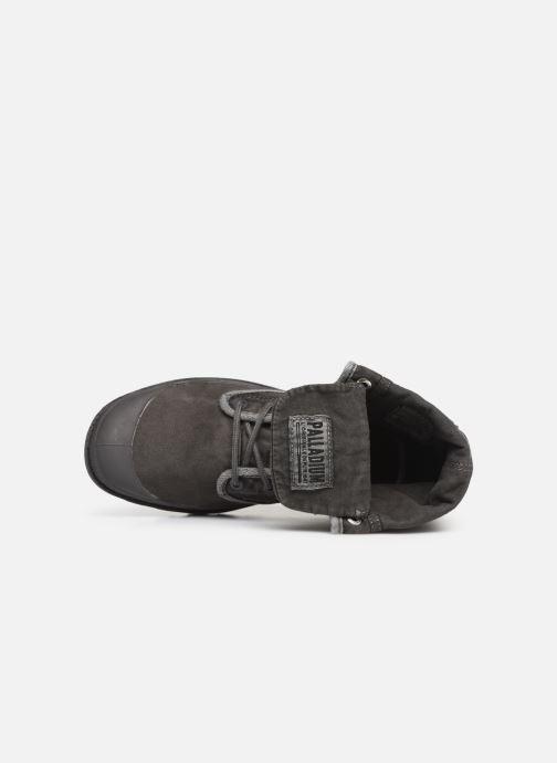Sneakers Palladium Baggy At 2.0 Grijs links