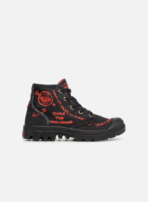 Sneakers Palladium Hi Pr C Nero immagine posteriore