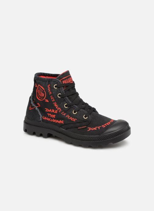 Sneakers Palladium Hi Pr C Nero vedi dettaglio/paio