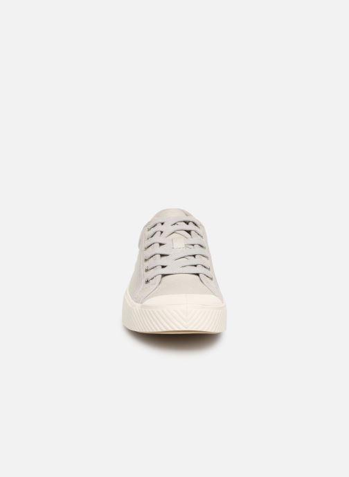 Baskets Palladium Pallaphoenix Og Cvs Gris vue portées chaussures