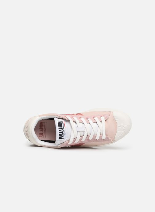 Trainers Palladium Pallaphoenix Flame C Pink view from the left