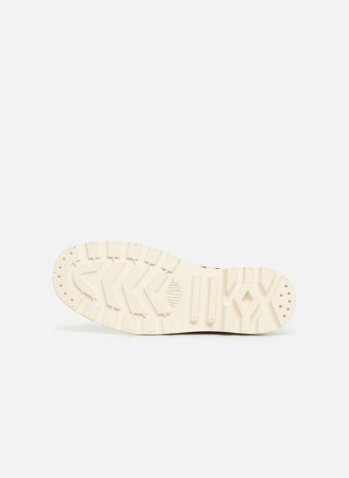 Sneakers Palladium Pampa Hi Denim Beige boven