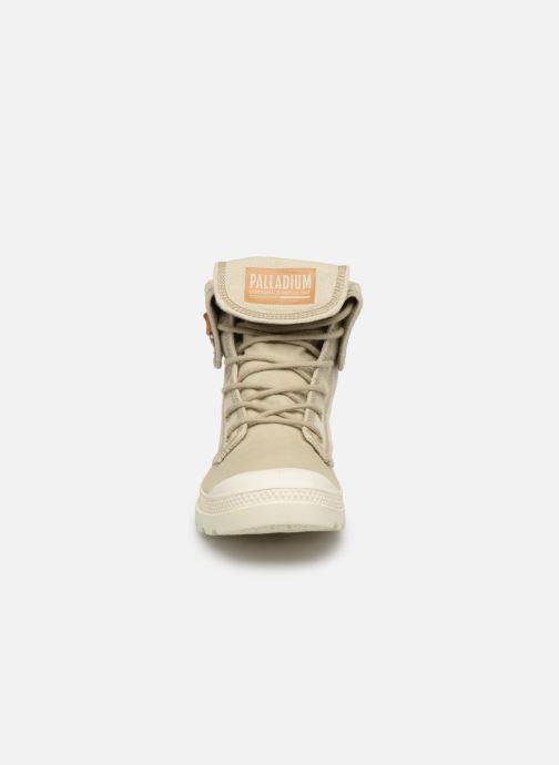 Sneaker Palladium Palladenim Baggy beige schuhe getragen