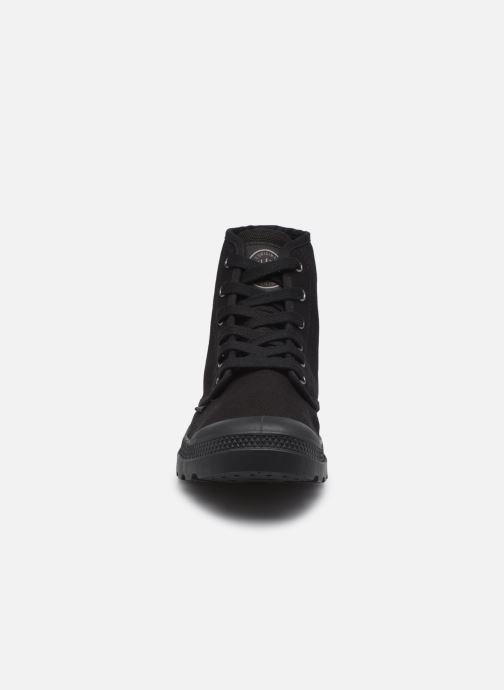 Sneaker Palladium Pampa Hi M NEW schwarz schuhe getragen