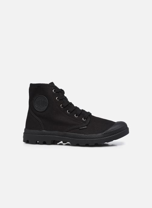 Sneaker Palladium Pampa Hi M NEW schwarz ansicht von hinten