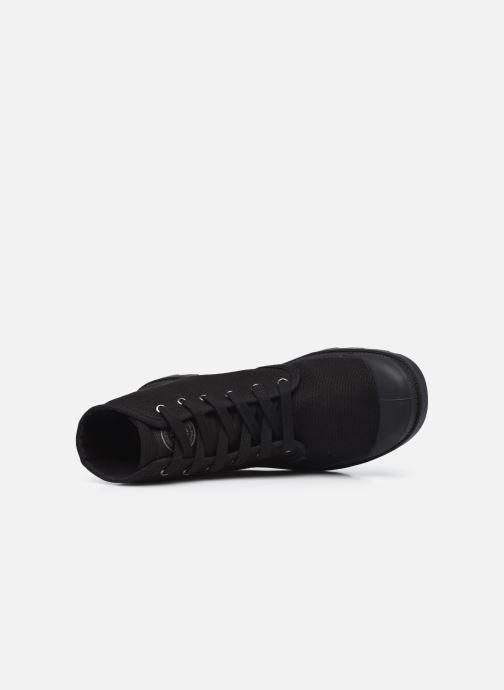 Sneaker Palladium Pampa Hi M NEW schwarz ansicht von links