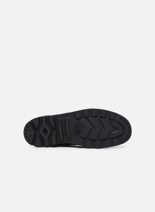 Sneaker Palladium Pampa Hi M NEW schwarz ansicht von oben