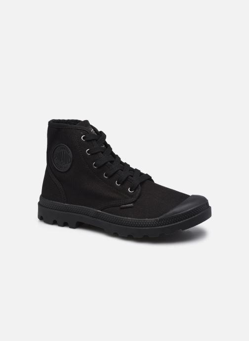Sneaker Palladium Pampa Hi M NEW schwarz detaillierte ansicht/modell