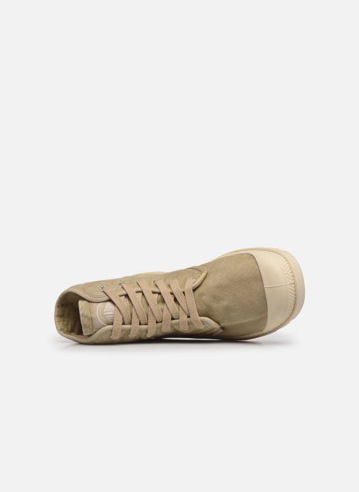 Sneaker Palladium Pampa Hi M NEW beige ansicht von links