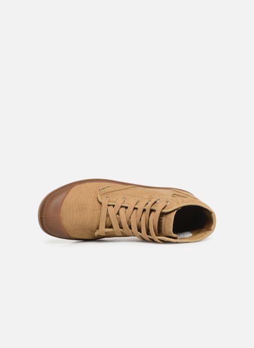 Sneaker Palladium Us Pampa  hi m beige ansicht von links