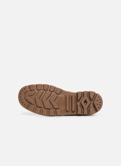 Sneakers Palladium Pampa Hi M Beige boven