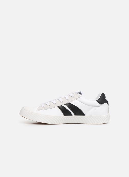 Sneakers Palladium Pallaphoenix Flame C Wit voorkant