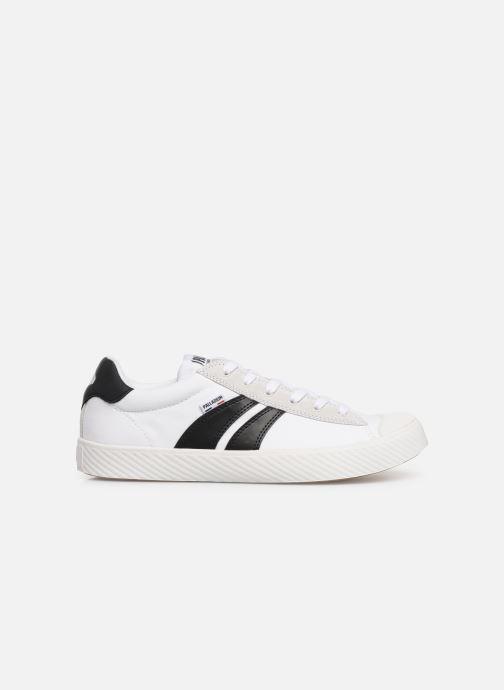 Sneakers Palladium Pallaphoenix Flame C Wit achterkant