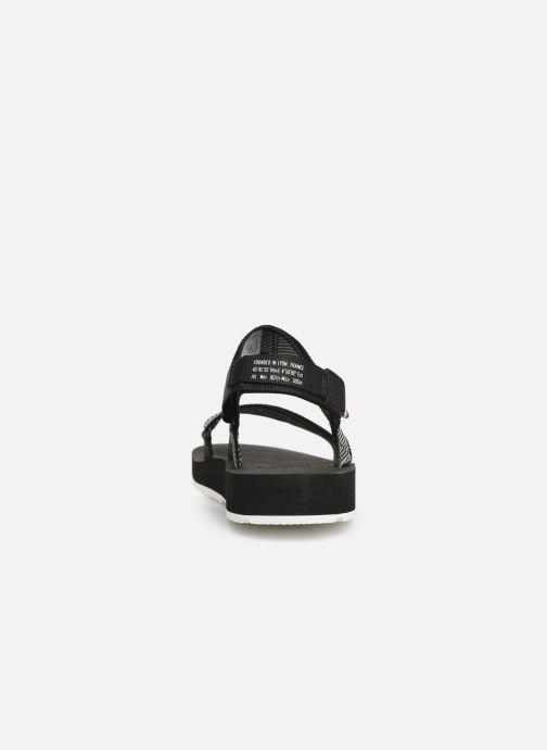 Sandales et nu-pieds Palladium Outdoorsy Strap Camo U Noir vue droite